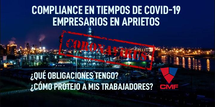 Compliance en tiempos de COVID-19 ¿Cómo protejo a mis trabajadores?